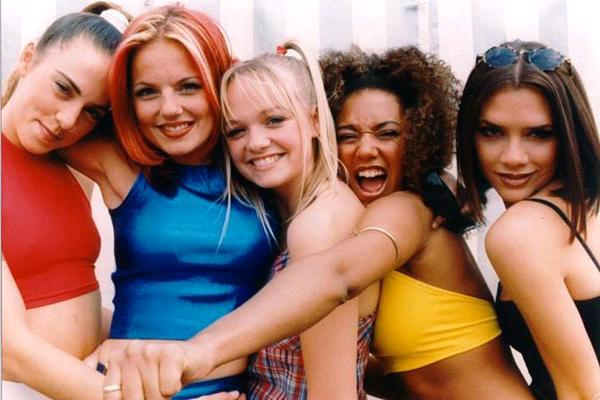 We really wish we were invited to this Spice Girls reunion