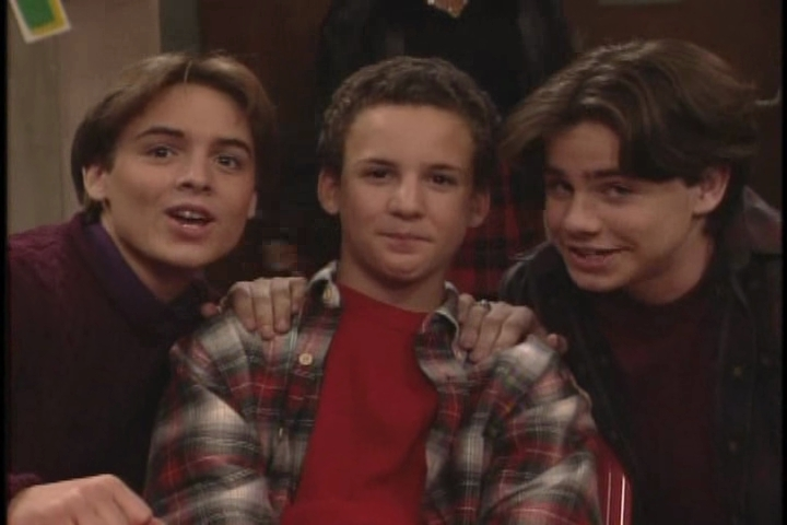 20 times on 'Boy Meets World' Eric Matthews was the perfect guy