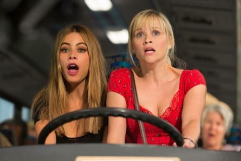 Reese Witherspoon & Sofia Vergara tell us ALL about 'Hot Pursuit'