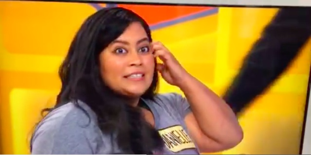 Woman in wheelchair on 'The Price Is Right' tweets perfect response to winning a treadmill