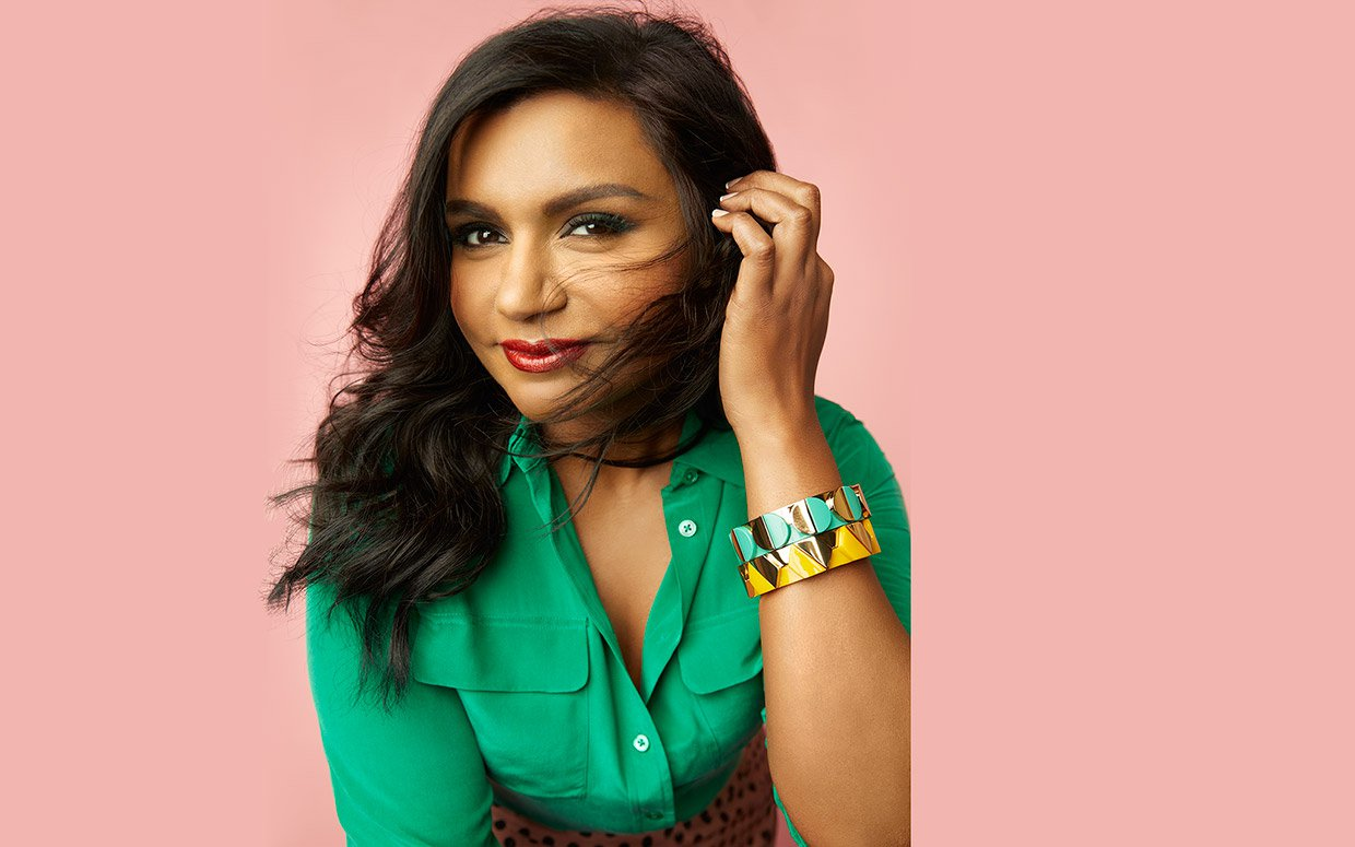 Visual proof that Mindy Kaling's new book is REALLY coming soon!