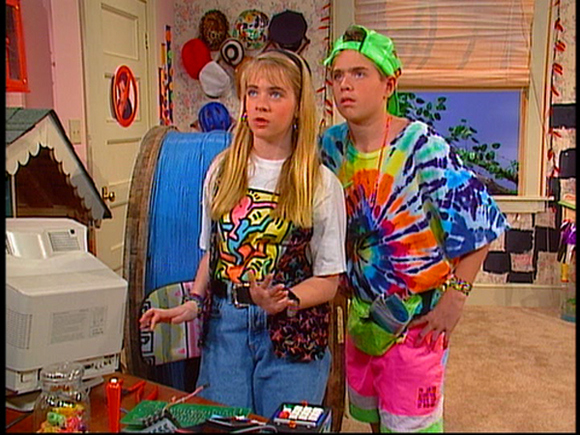 Classic TV besties every '90s kid obsessed over