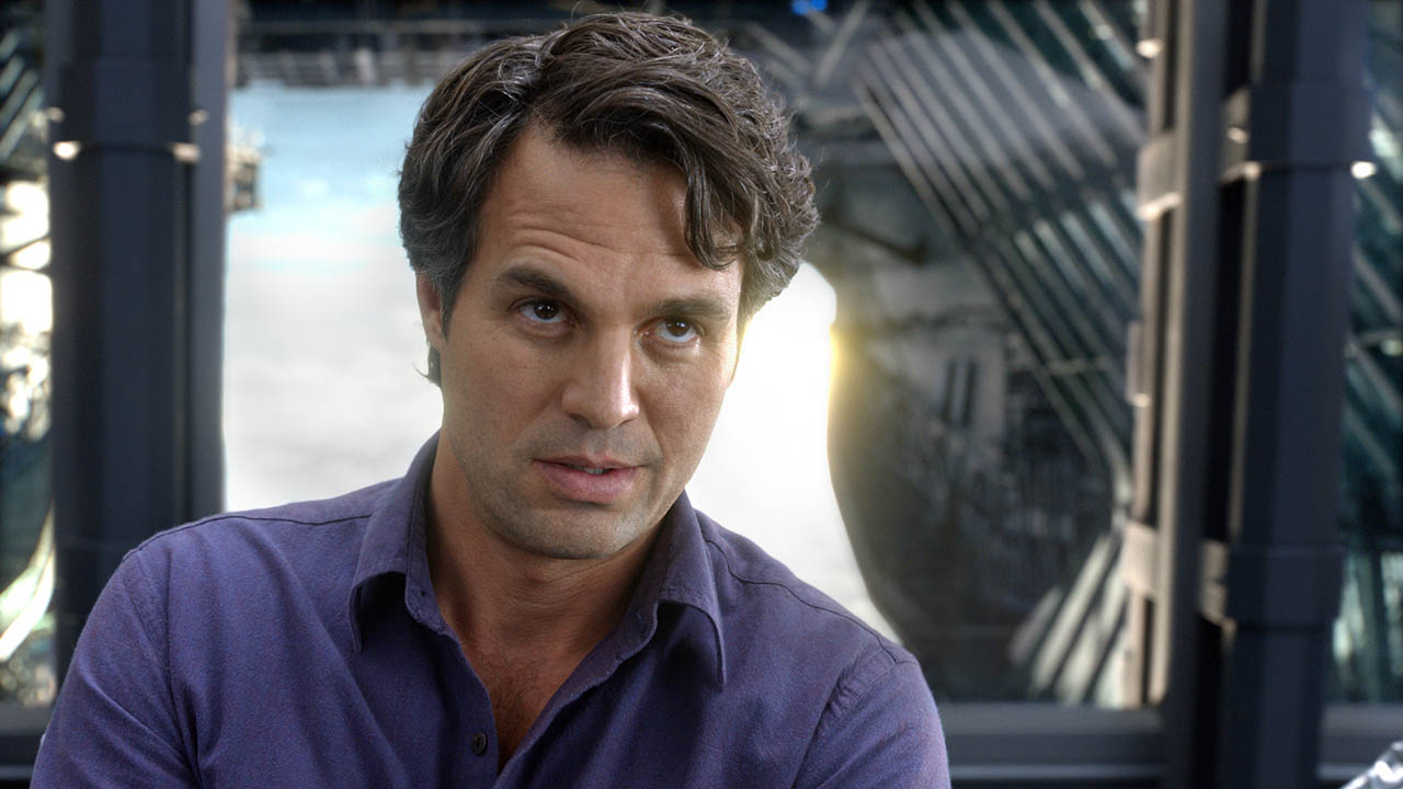 Mark Ruffalo stands up for female superheroes again. Did we mention we love him?