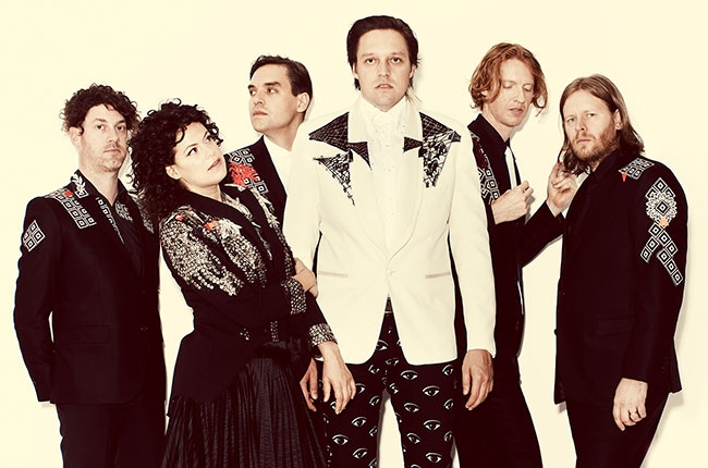 Arcade Fire's newest project has nothing to do with music