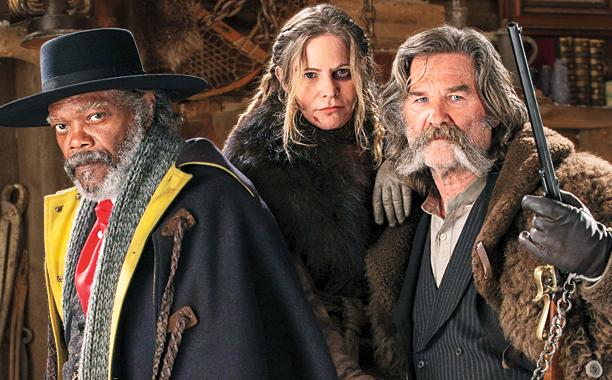 We FINALLY got a glimpse of Quentin Tarantino's 'The Hateful Eight'