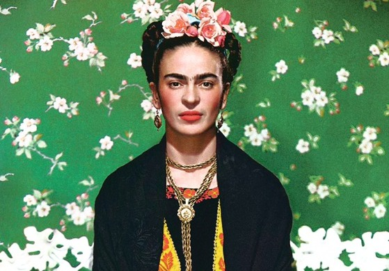 Frida Kahlo's wardrobe has been unlocked after 50 years, and here are the photos