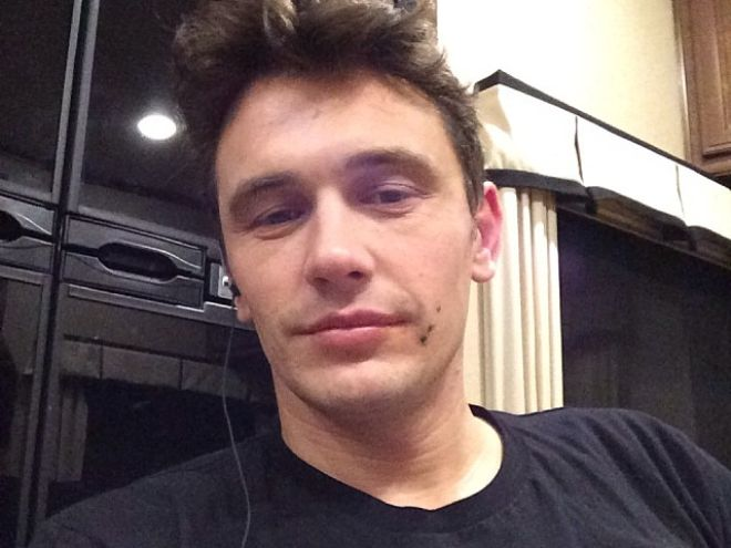 James Franco wrote a love letter to McDonald's. Here's the sweet reason why.