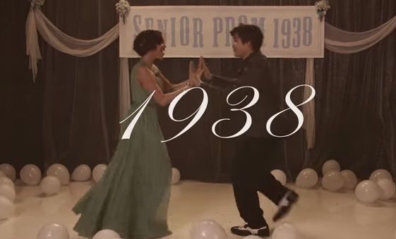Watch 80 years of prom evolution in just 2 minutes