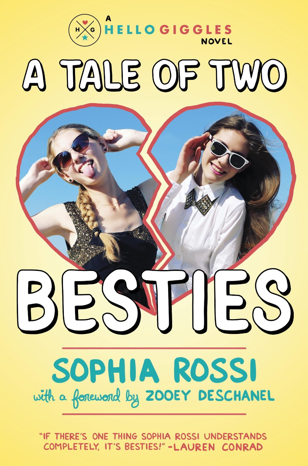 Next Week: Meet us on our 'A Tale of Two Besties' book tour, featuring special guests!