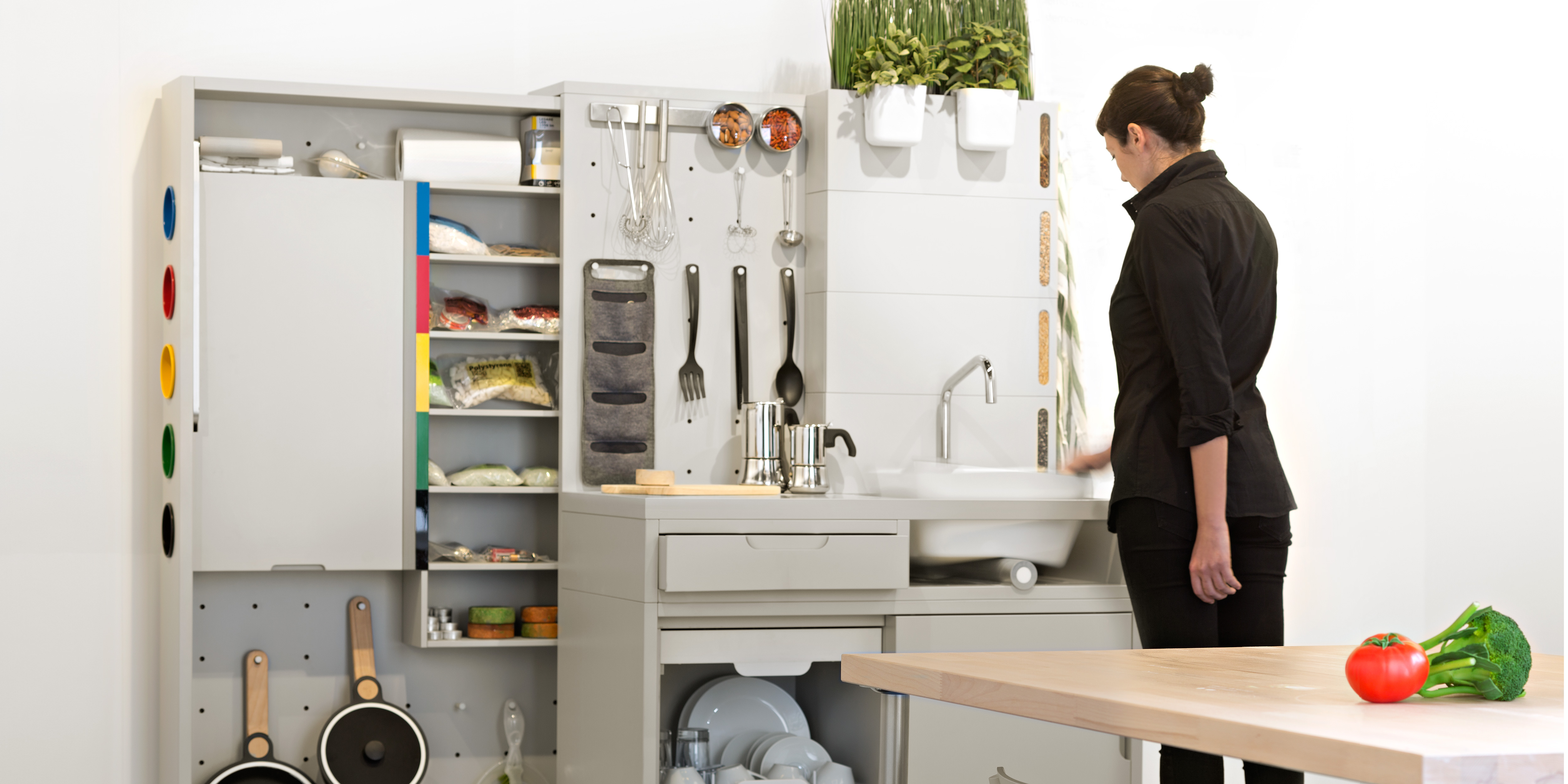 This is what IKEA thinks your future kitchen will look like