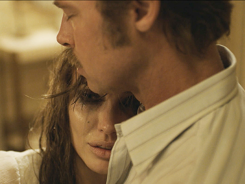 Angelina and Brad's new movie is set in '70s France and looks mesmerizing