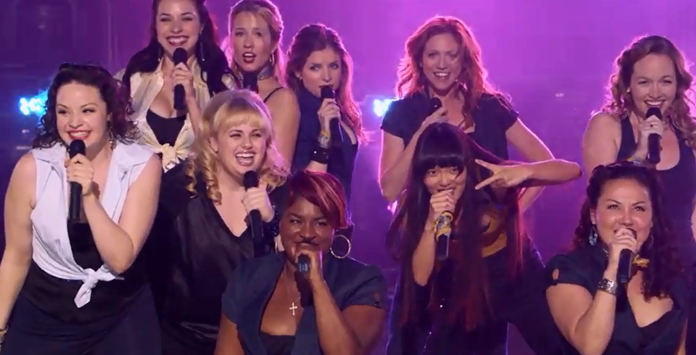 The science behind why we love 'Pitch Perfect' (yes, the