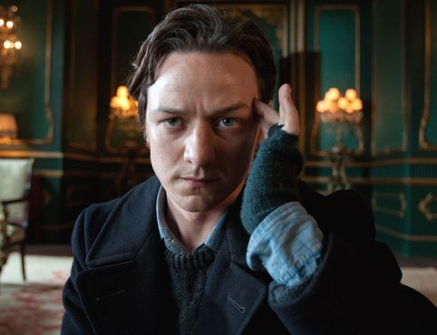 Today in X-Men news: James McAvoy goes bald for Professor X