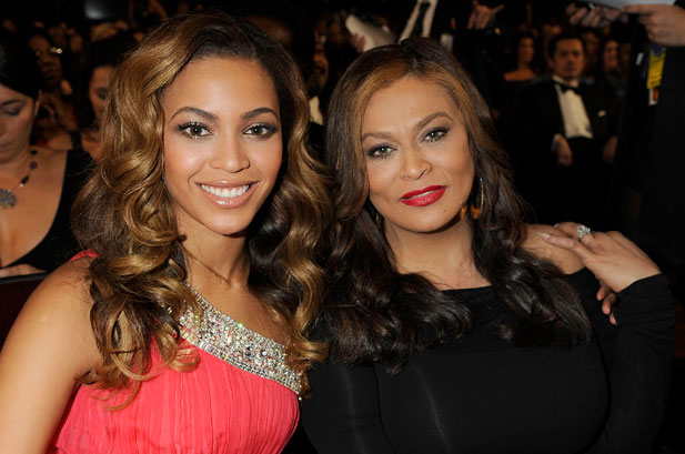 Beyoncé's mom just wrote the sweetest love letter to her daughters