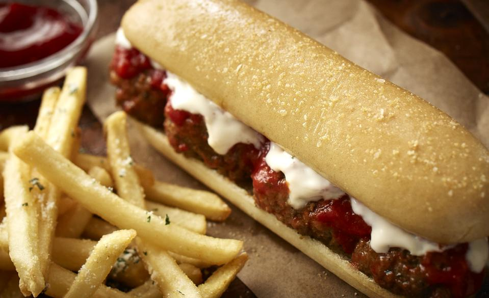 Olive Garden's breadsticks are getting a new lease on life