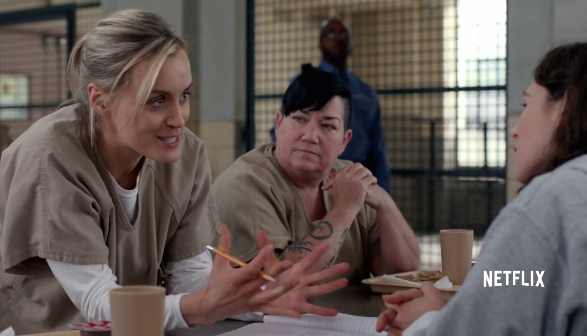 This new 'OITNB' trailer is a season one and two refresher course