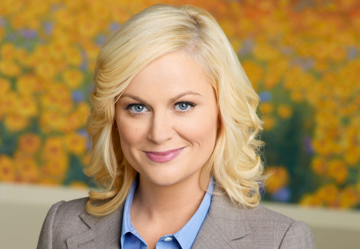 Stop everything and read Amy Poehler's advice on failing up