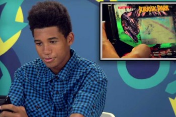 Teens react to '90s video games. Yeah, they don't get it.