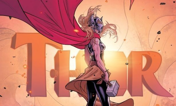 The truth about the new female Thor