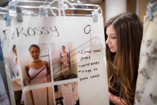 Why the fashion world is in love with this 14-year-old designer
