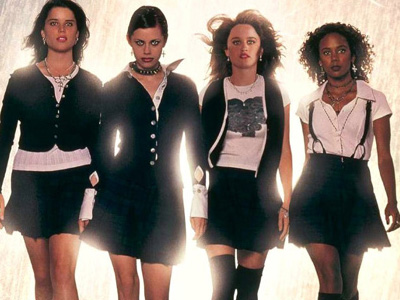 'The Craft' is getting a remake, so get your black eyeliner and spell books ready