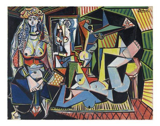 Fox censored that $179 million Picasso painting. We're confused.