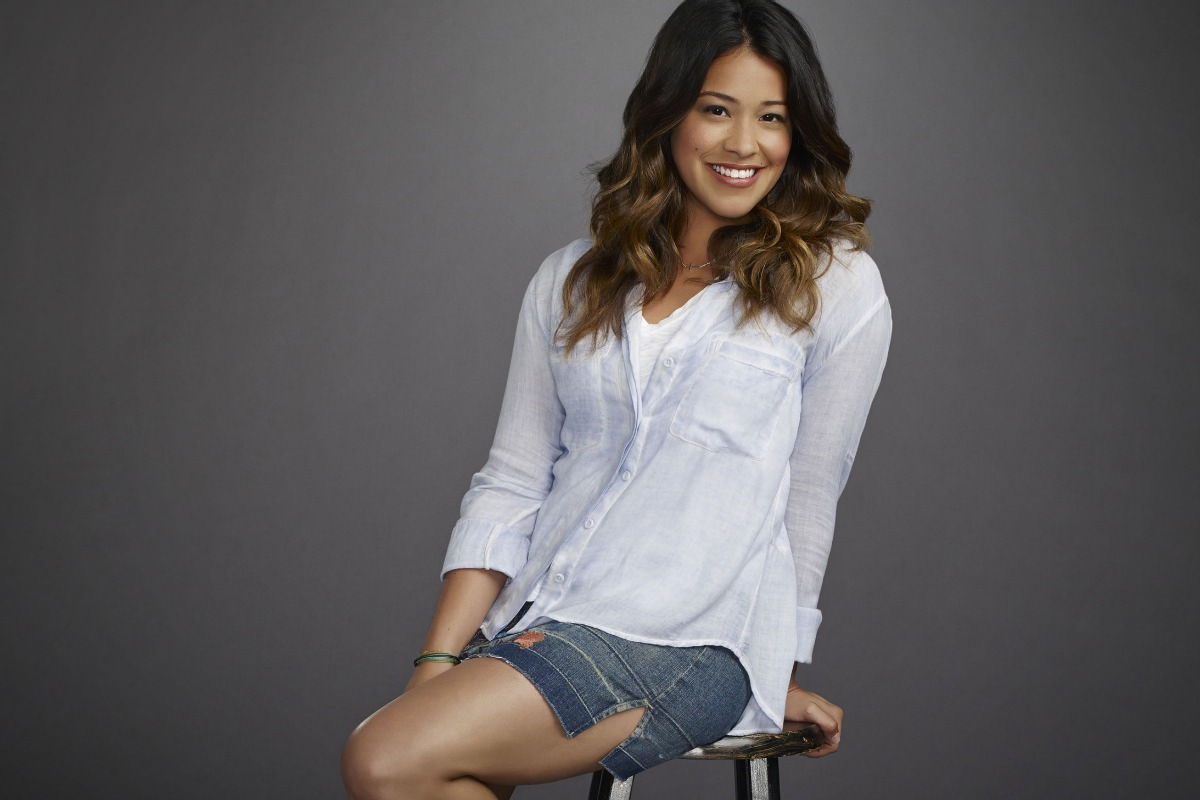 Gina Rodriguez just made us love her even more with this amazing take on body image