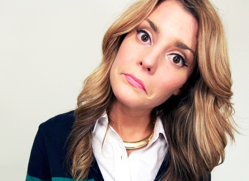 Comedian Grace Helbig just gave us all some brilliant life advice