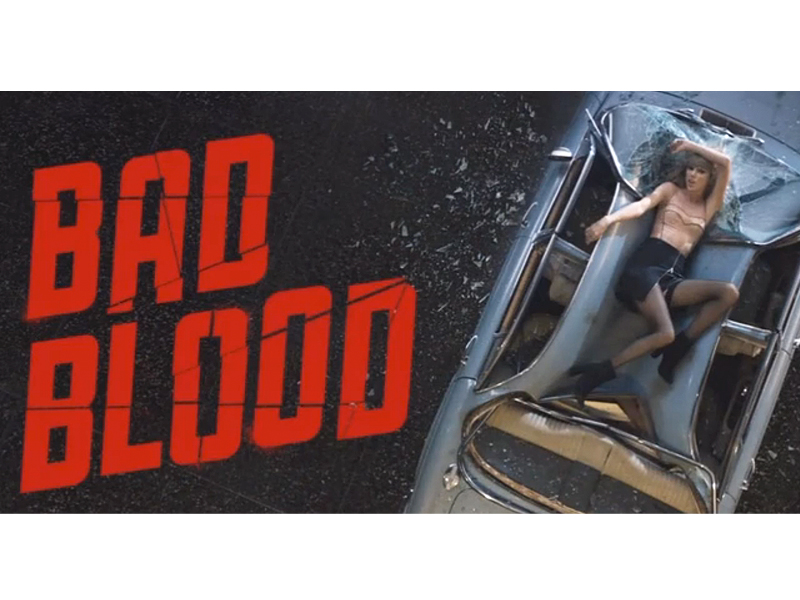 "Taylor Swift's ""Bad Blood"" music video is a sci-fi action epic (oh, and it features everyone ever)"