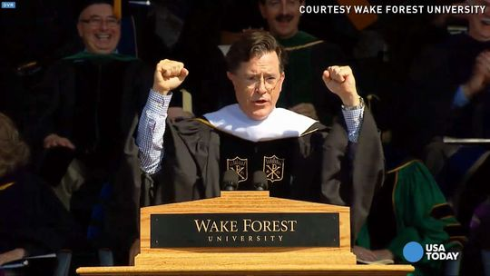 Amazing life advice you need to hear from the best graduation speeches so far