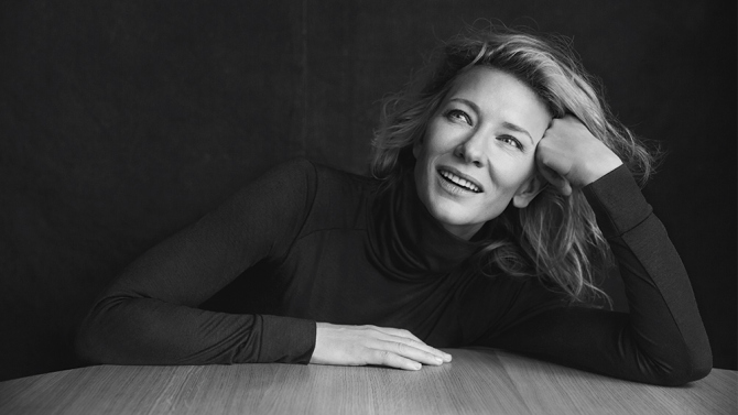 Cate Blanchett clarifies comments about her sexuality in a powerful statement