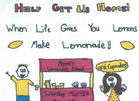 This 10-year-old girl's lemonade stand raised $15k for the most incredible reason
