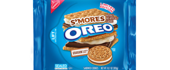 S'mores Oreos arrive in stores this week. Yay, summer!