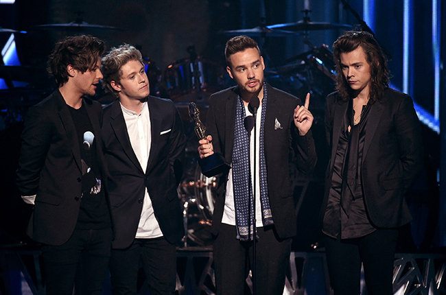 Awww, 1D gave props to Zayn Malik at last night's Billboard Music Awards