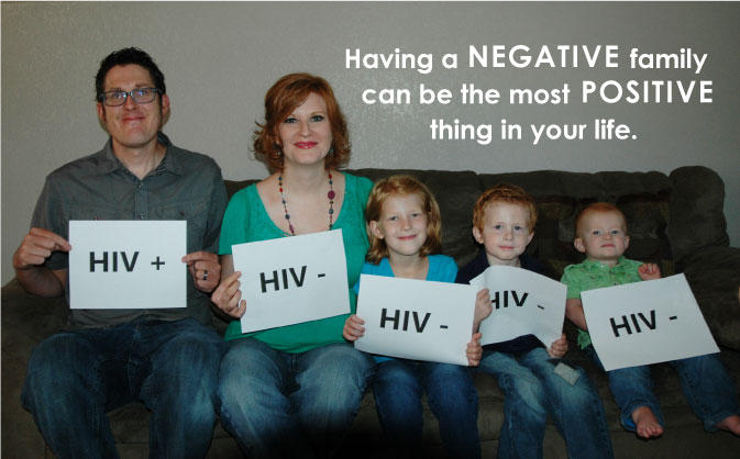 One family photo is changing the conversation about HIV