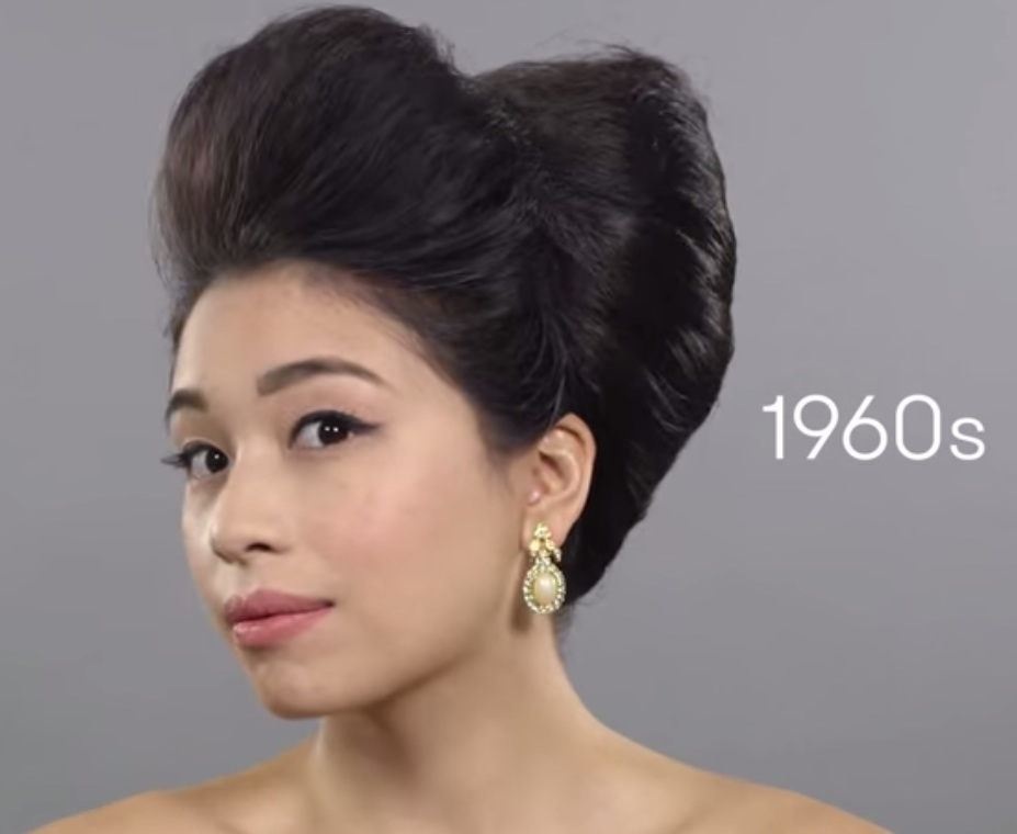 The new 100 Years of Beauty video is here and it's seriously lovely