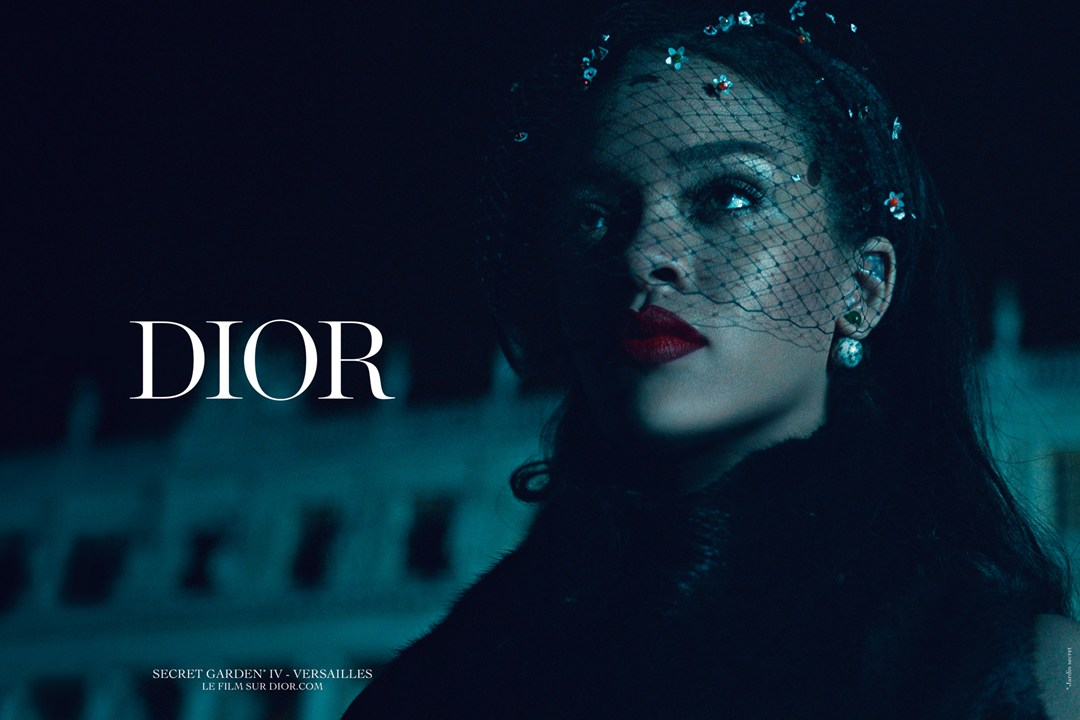 Rihanna's Dior campaign is about so much more than just fashion
