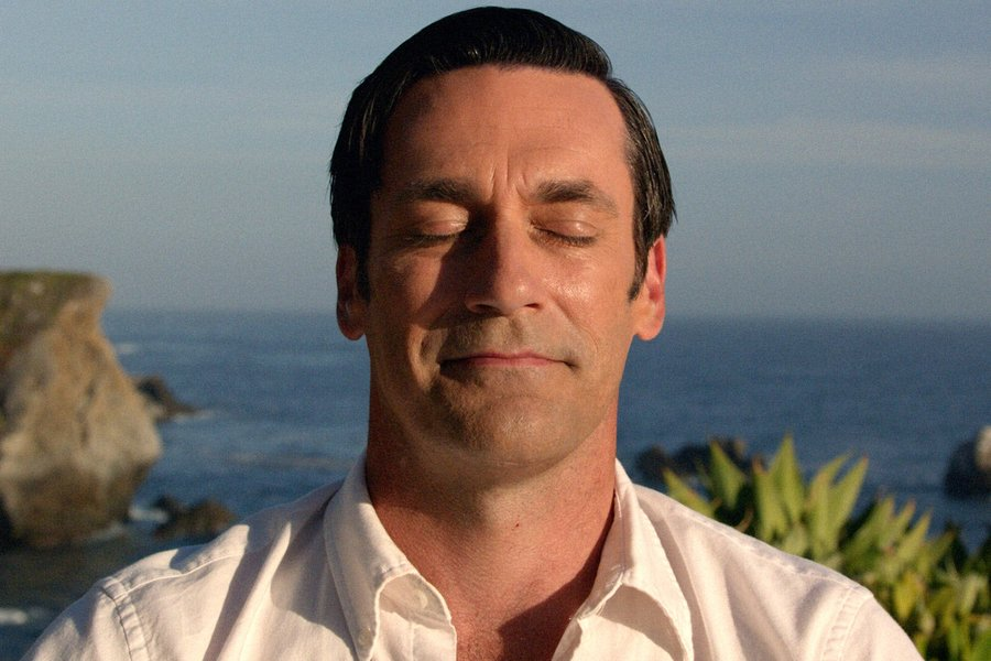 Matthew Weiner and Jon Hamm have weighed in on 'Mad Men's ending