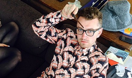 Sam Smith got every Harry Potter fan's dream for his birthday