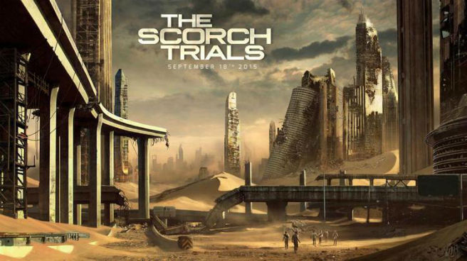 'The Scorch Trials' looks hot in more ways than one