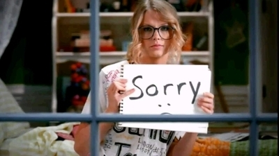 An open apology to Taylor Swift