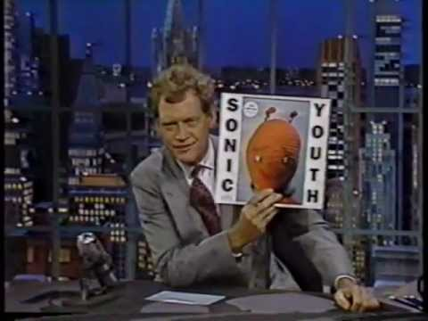 Musical moments we'll never forget, thanks to David Letterman