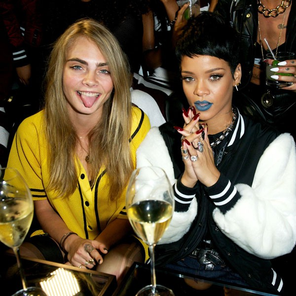 Aww! Rihanna gave the sweetest advice to Cara Delevingne