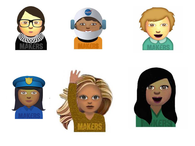 Feminist Emojis are finally here!