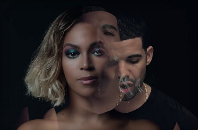 Beyoncé and Drake's very sexy 'Can I' was leaked . . . and we love it