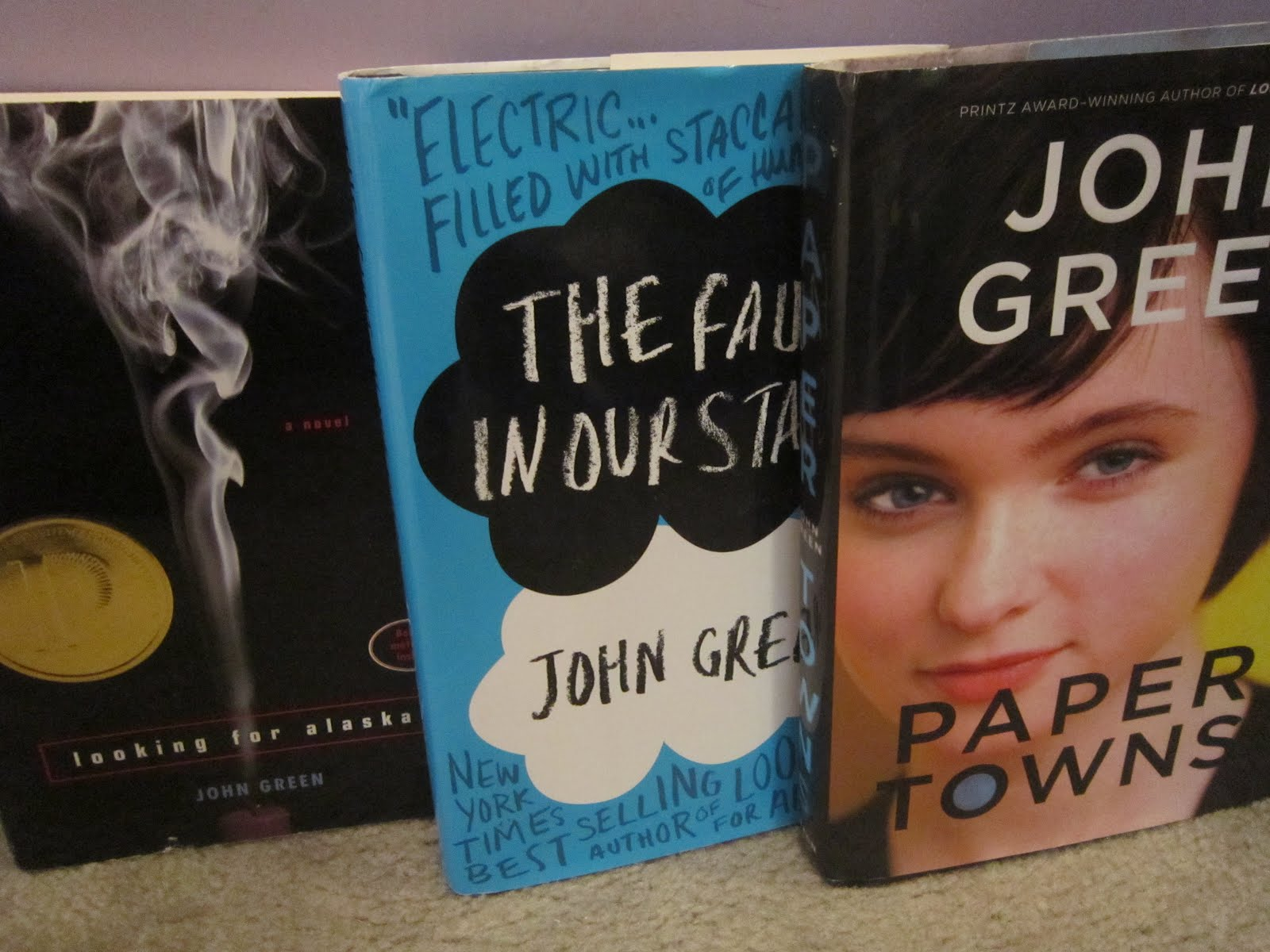 5 books to hold over John Green fans until his next book