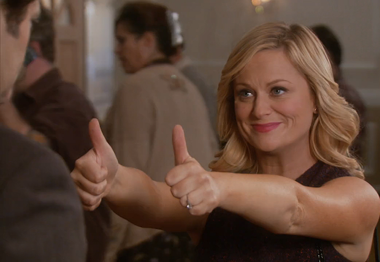 Amy Poehler gives major props to 20-something women, makes our day