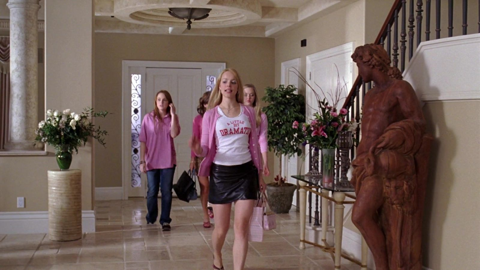 Want to live in Regina George's 'Mean Girls' mansion? It's totally fetch.