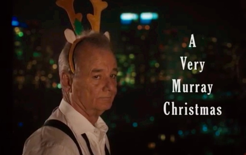 Bill Murray + Sofia Coppola + a Christmas Special?? *Passes out from excitement*