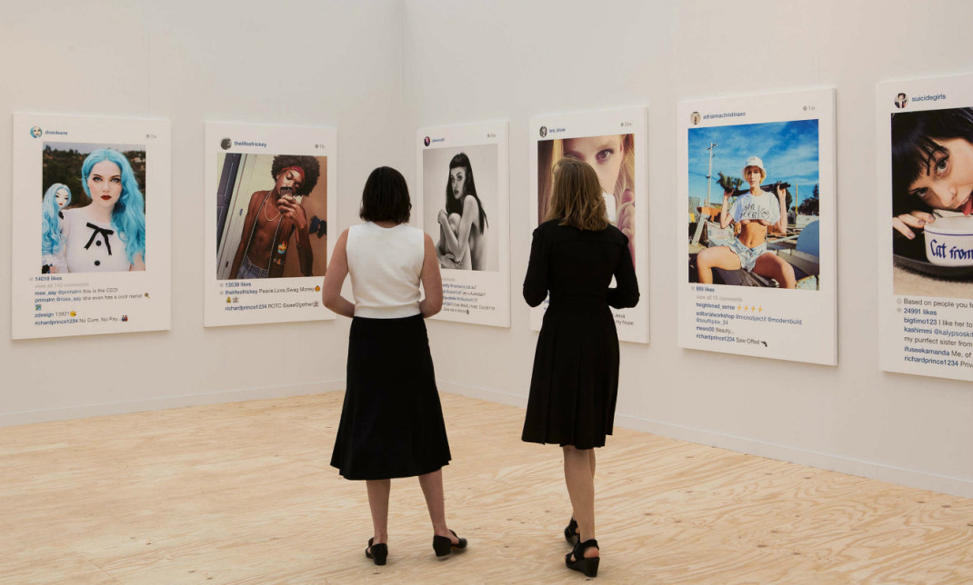 Your Instagram pictures could end up in an art gallery — without your permission